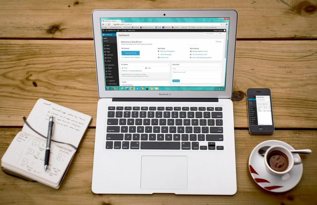 Opieka nad blogiem stroną WordPress