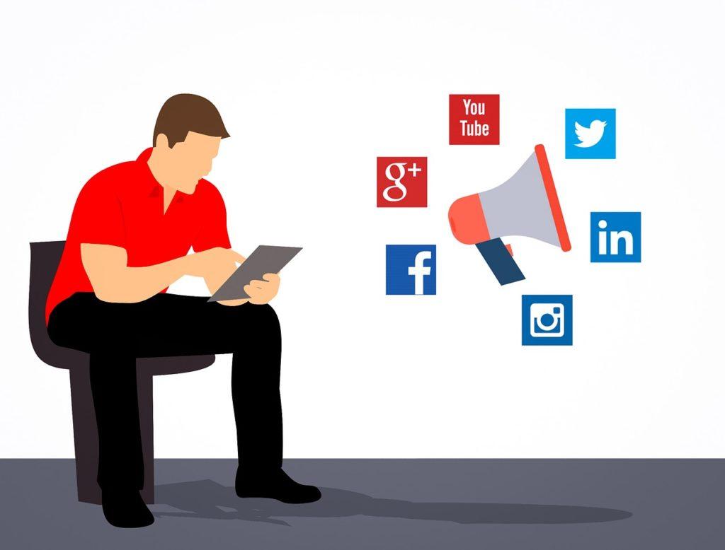Pozycjonowanie Social Media - krok 1
