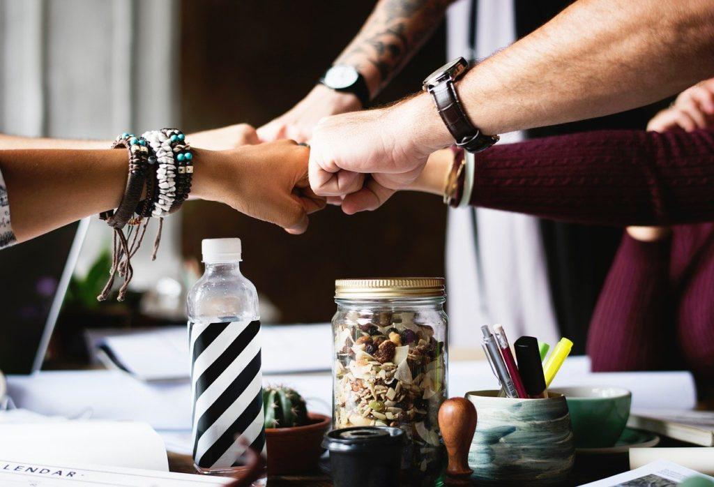 Budowanie zespołu - 5 sposobów na mocny i skuteczny zespół w pracy